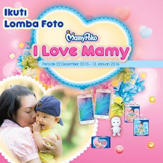 Kontes Photo Mamypoko Hari Ibu Berhadiah Smartphone Samsung