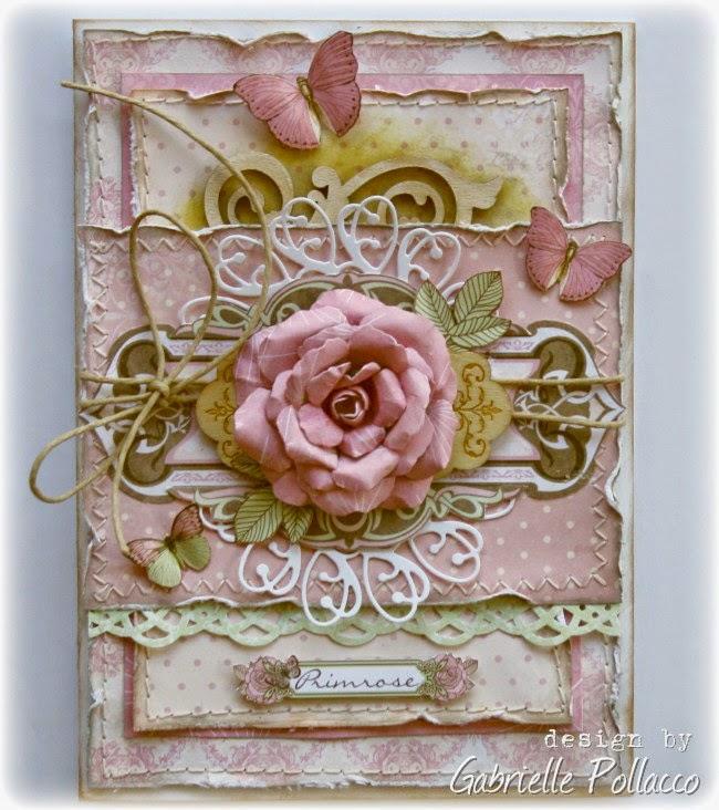 Blog à Découvrir: Such a Pretty Mess Primrose+card2sig