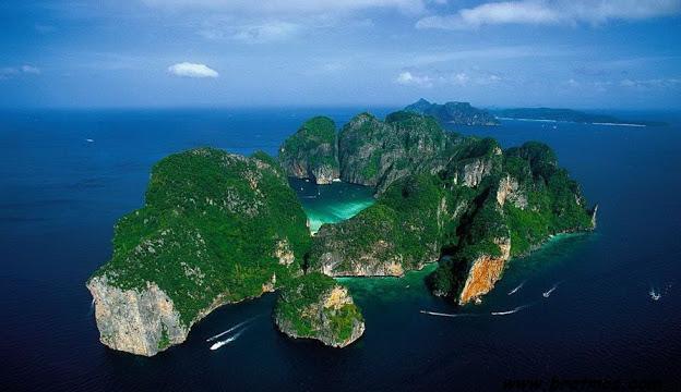 Thailand-Kambodga-Vietnam