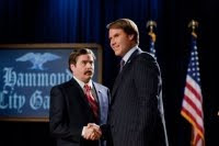 The Campaign (formerly known as Dog Fight and Rivals) is an upcoming comedy film starring Will Ferrell and Zach Galifianakis, as two Southerners vying for a seat in congress to represent their small district.