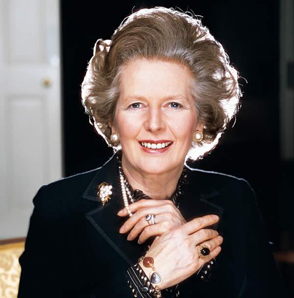 Wild, Wicked & Wacky: Rest in Peace, Mrs. Thatcher