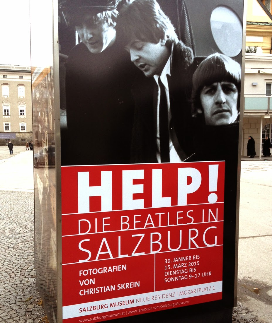 Die Beatles in Salzburg | Lady Lucas Blog
