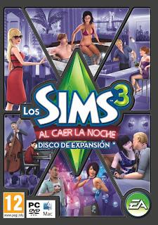 [FLS] The Sims 3 Al Caer La Noche [PC] [FULL-ISO] [ESP]