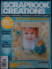 Scrapbook Creations Issue 88.