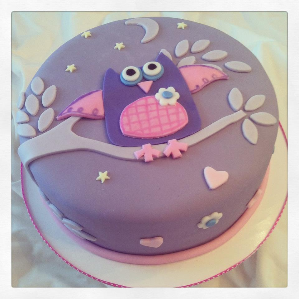 Cakes by Becky Owl Birthday