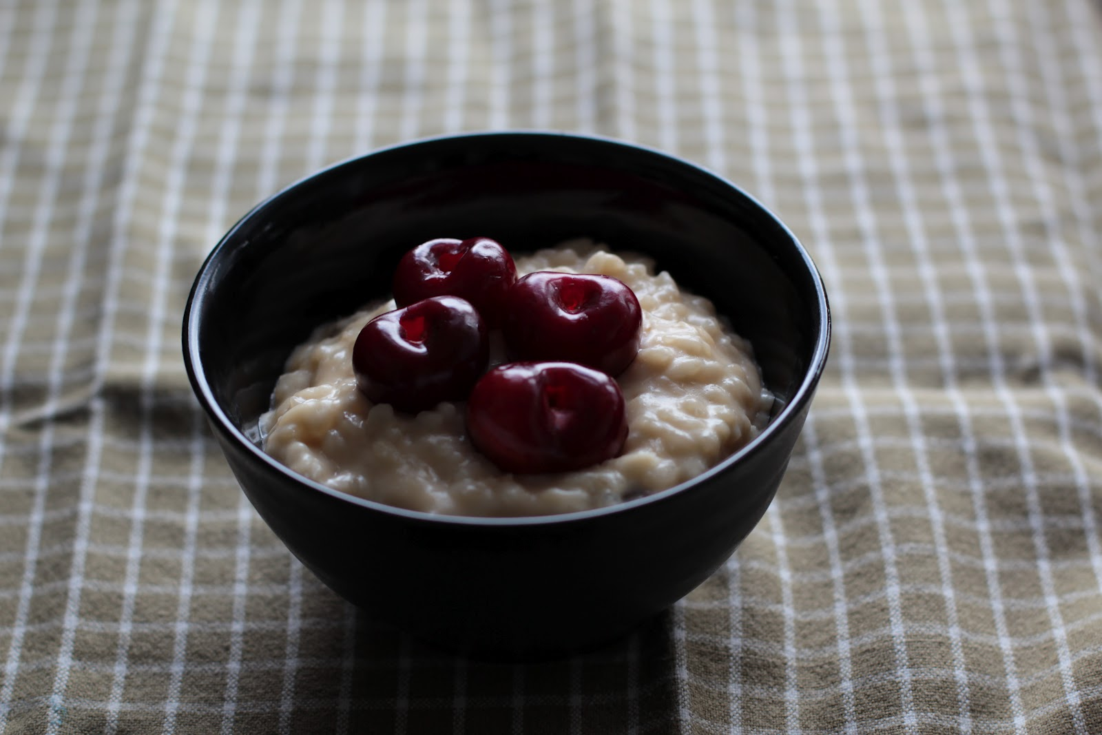 Double Coconut Rice Pudding Recipe — Dishmaps
