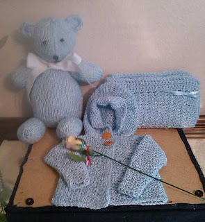 WHAT'S CUTER THAN A TEDDY BEAR IN A SWEATER? · Crochet