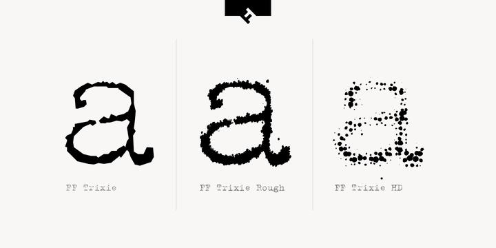[Typewriter] Trixi Pro family Việt hóa