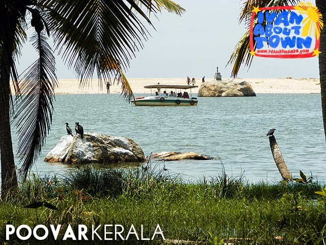 Backwaters of Poovar, Kerala, India
