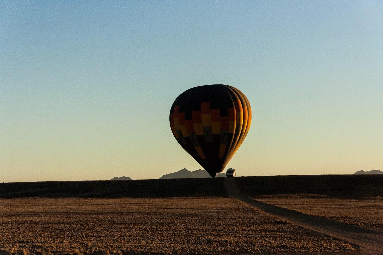 flight namib desert safari namibia
