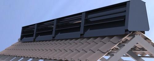 aerogenerador domestico para tejados
