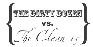 http://real2live.com/health/the-dirty-dozen-vs-the-clean-15/