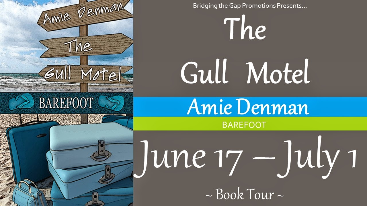 Guest Post @ My Book and My Coffee - The Gull Motel Tour