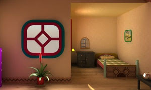 Village Wooden Room Escape