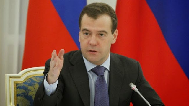 Russian Prime Minister Confirms The Existence Of Intelligent Extraterrestrial Life