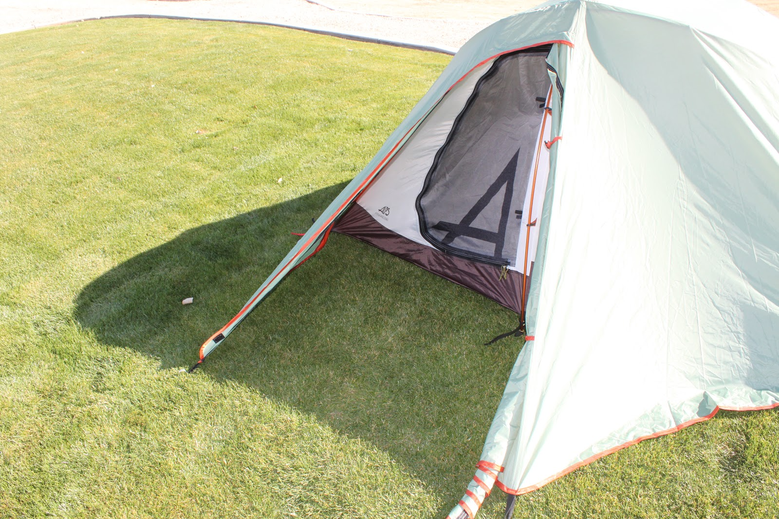 Alps Mountaineering Extreme 2 Backpacking Tent Review & Stereowise Plus: Alps Mountaineering Extreme 2 Backpacking Tent Review