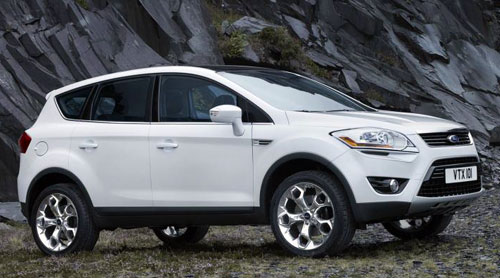 ezinecar Ford Escape 2012