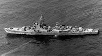 Najin class frigate
