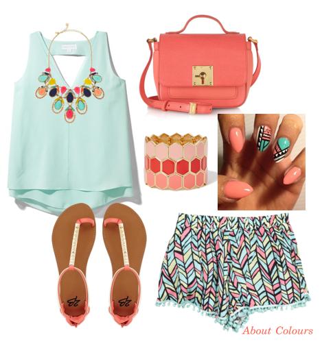 aboutcolours, summer, estate, pastello, moda, fashion, outfit