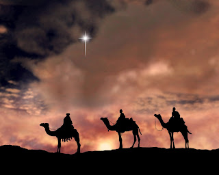 wise men and camels