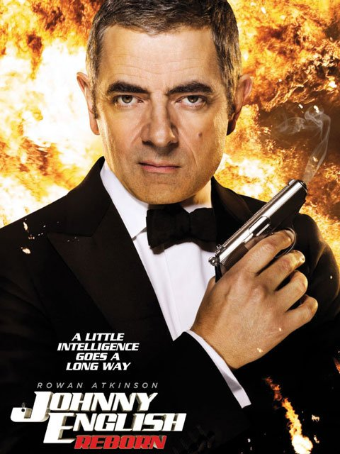 - Johnny English 2 (2011) DVDRip XviD