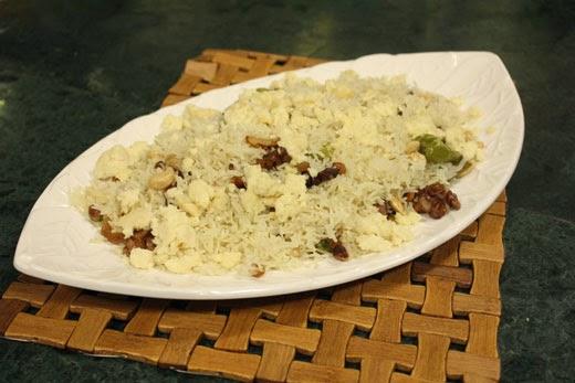 Mewah pulao recipe by chef zakir apna food tv mewah pulao recipe by chef zakir ccuart Images