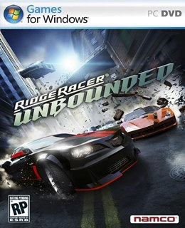 Ridge Racer Unbounded Box