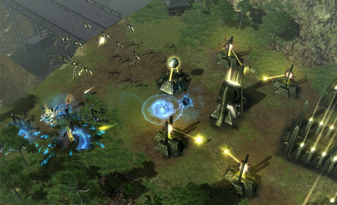 Universe at War: Earth Assault Pc