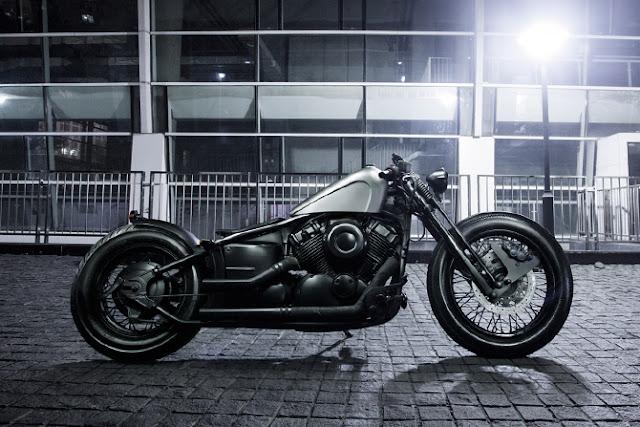 Yamaha XVS 400 | Bandit9 Atlas | Custom Yamaha XVS 400 | Yamaha xvs 400 custom bobber | Yamaha xvs 400 bobber