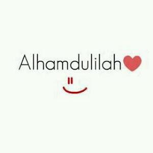 Say Alhamdulillah ♥