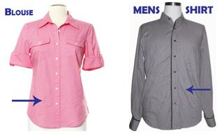Difference Shirt Blouse 29