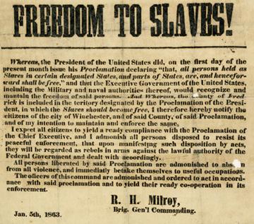 slavery to presidency
