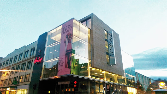 St. Enoch Centre Glasgow