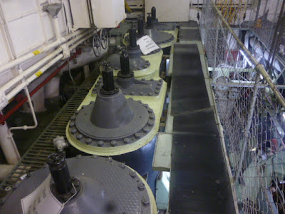 Diamantina Engine Room