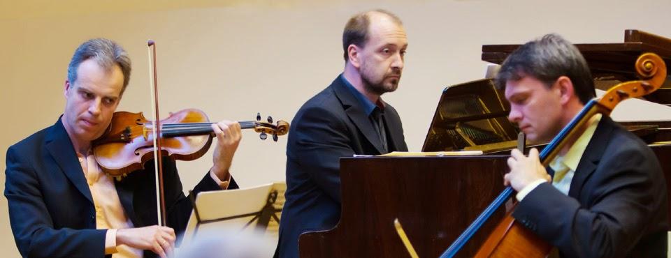Trio Martinu in performance
