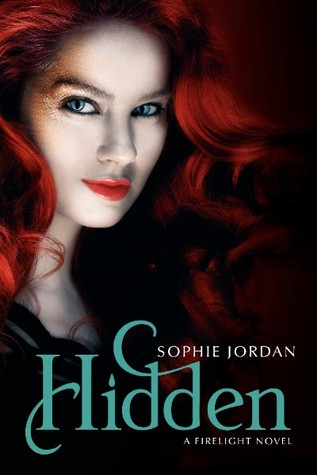 Hidden by Sophie Jordan Review