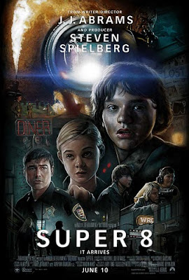 Super+8+New+Movie+POster Super 8 (2011) Español Latino