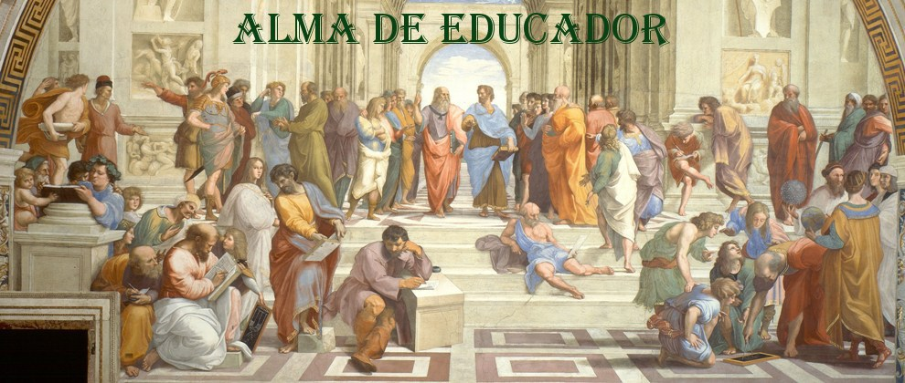 ALMA DE EDUCADOR