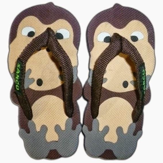 Sandal Sancu Monkey