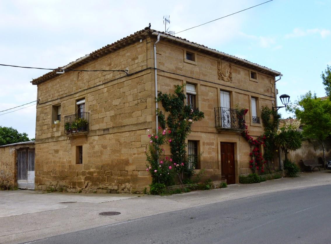 Casas solariegas en la rioja 269 herv as ii calle - Casas prefabricadas la rioja ...