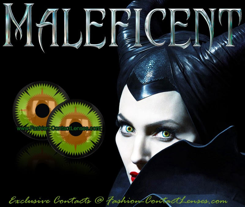 Maleficent Contacts