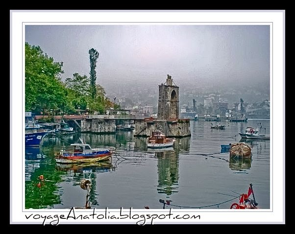 Fishermen's Port at Black Sea, Zonguldak