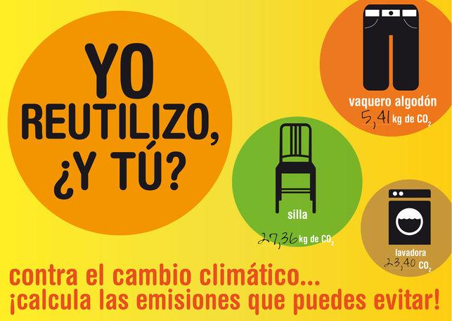 Calculadora d'estalvi de CO2 de la reutilització