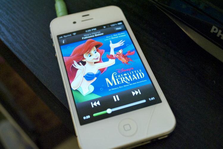 Disney The Little Mermaid Soundtrack on Spotify #shop