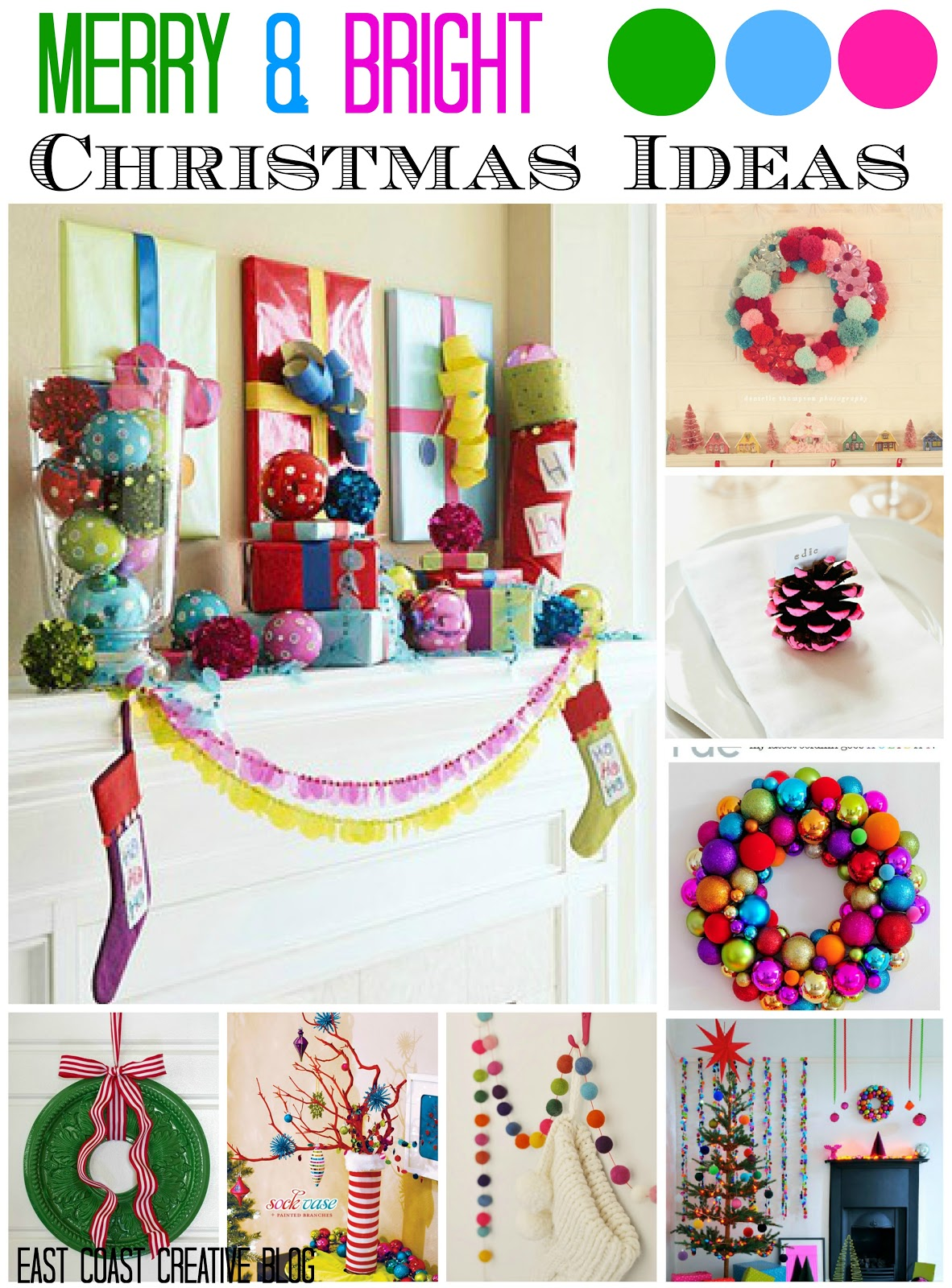 Merry U0026 Bright Christmas Inspiration