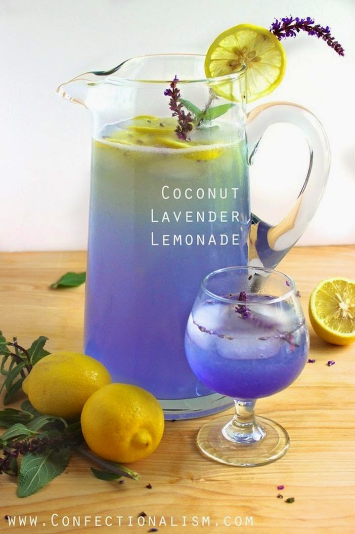 Five Springtime Lemonade Recipes