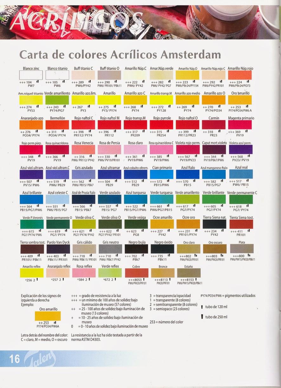 catalogo de acrilicos de gerardo suzan