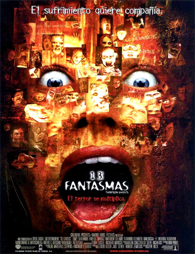 Ver 13 fantasmas (Thirteen Ghosts) (2001) Online