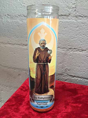 "Star Wars ""The Enlightener"" Obi-Wan Kenobi Prayer Candle by Sket One"