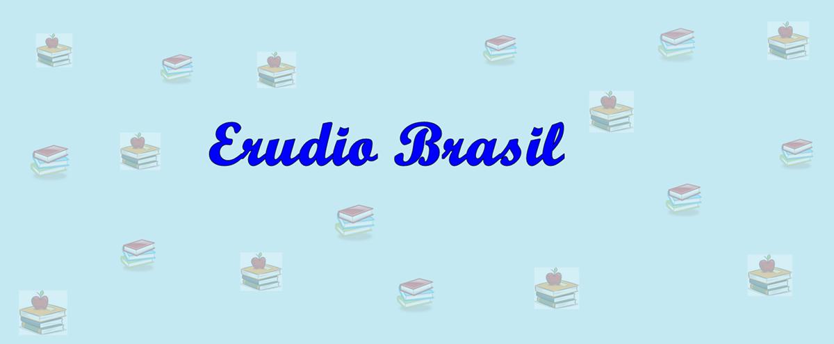 Erudio Brasil, o blog da Educação